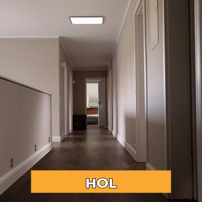 Iluminat hol