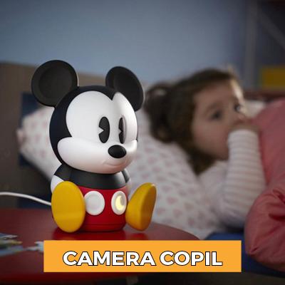 Iluminat Camera copilului