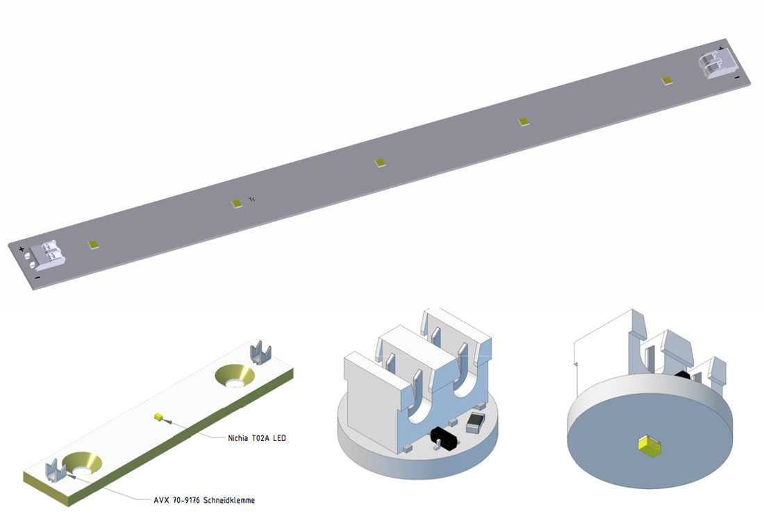 Nichia LED modules
