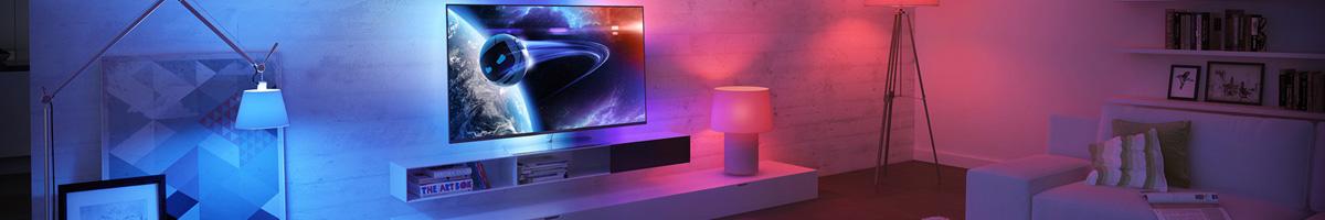 Iluminat casa inteligenta cu Philips Hue