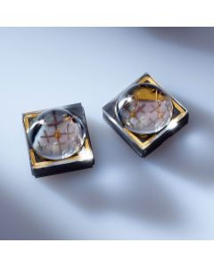 Nichia SMD LED UV NVSU233A-D1 385nm 1030mW@1000mA 3.45W Emitter 60 deg