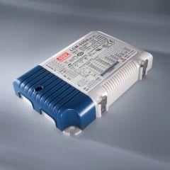 Transformator Driver Profesional de curent constant Mean Well LCM-60 230V la 2-90V 500 > 1400mA DIM DALI