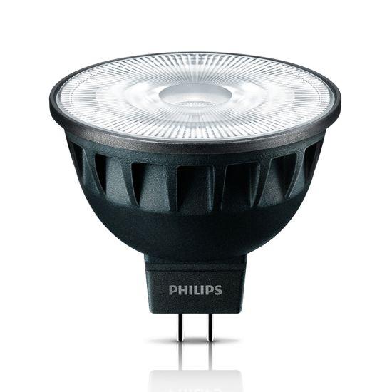 Bec LED Spot Philips MASTER LEDspot ExpertColor 6,5-35W MR16 940 60° DIM 4000K 440lm