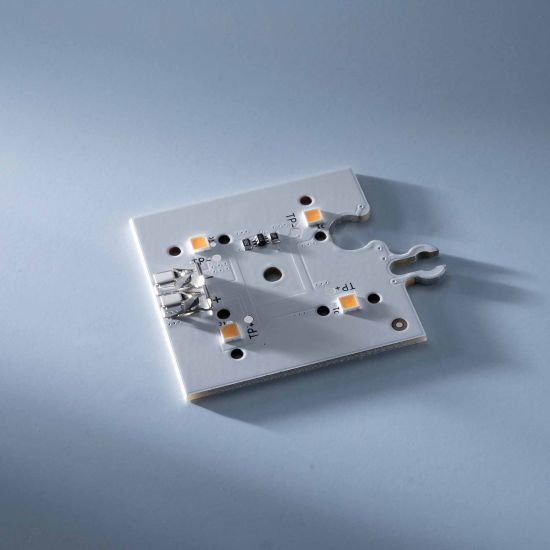 Modul de alimentare ConextMatrix 4 LED-uri lumina calda 118lm 4x4 cm 24V CRI 90 118lm 0.89W