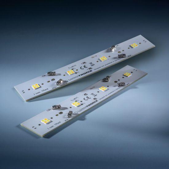 Banda Profesionala Daisy 16 Nichia Alb TW 2700-4000K 360+340lm 175mA 11.5V 16 LED modul 16cm (4375lm/m si 25W/m)