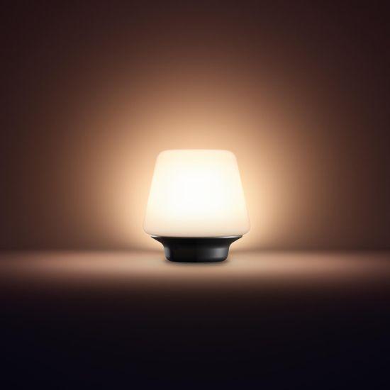 Lampa LED de tavan Lustra PHILIPS Hue Wifi Wellness Cher Alb 2200-6500K 9.5W 806lm