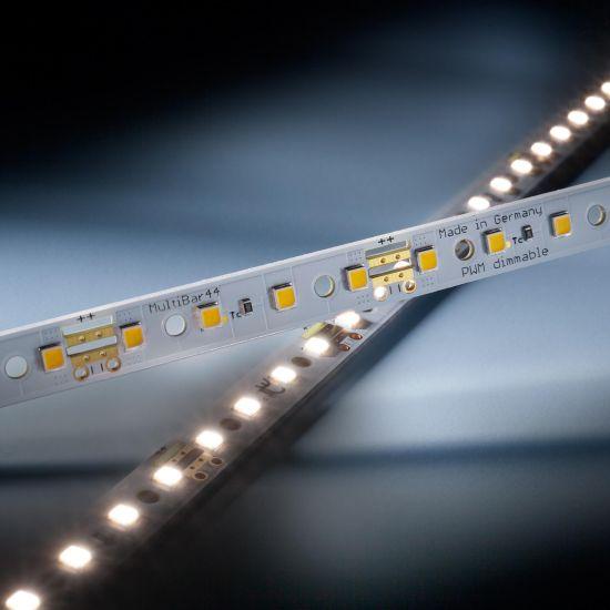 Banda Profesionala Multibar44 alb neutru CRI90+ 4000K 763lm 24V 44 LED-uri Nichia Japonia bagheta 50cm (1526lm/m si 12.94W/m)