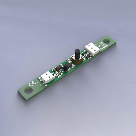 Sistem de control LED-uri Alb Ajustabil dimensiuni mici