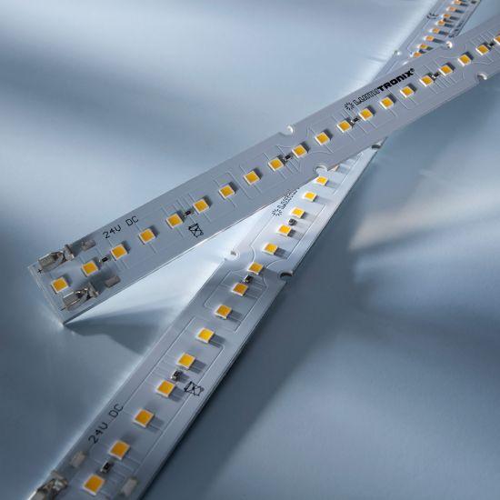 Banda Profesionala Maxline35 alb cald 3000K 1040lm 24V 35 LED-uri Nichia Japonia modul 28cm (3715lm/m si 30W/m)
