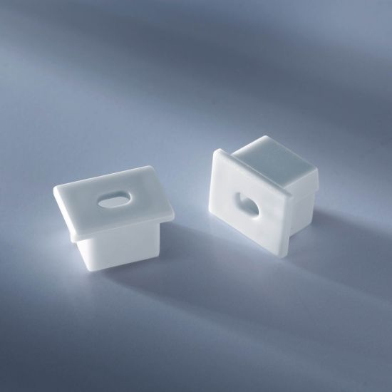 Capac pentru profilul de aluminiu Aluflex de 102cm dreptunghiular si adanc cu spatiu pentru cabluri