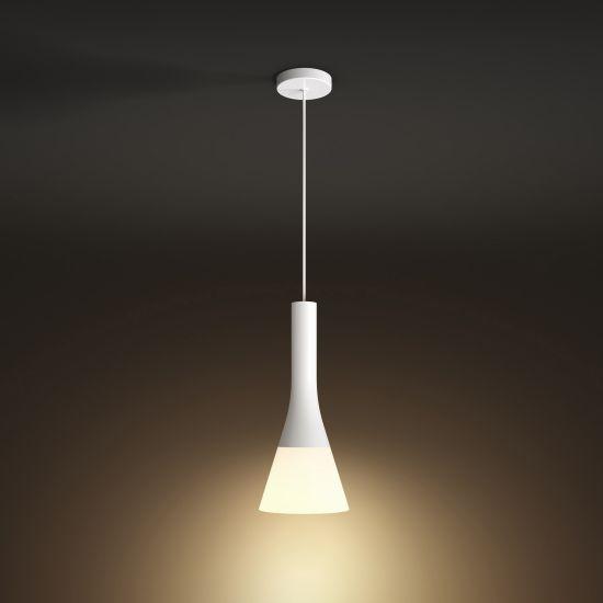 Lampa Pendul inteligent LED Philips Hue Explore  Alb 806lm
