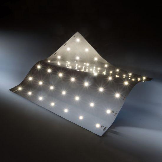 Banda Flexibila Profesionala Z-Flex980 Pro 980 LED-uri Seoul alb neutru 4000K 34500lm 175 LED/m 5.6m rola latime 28cm (6160lm/m si 39W/m)