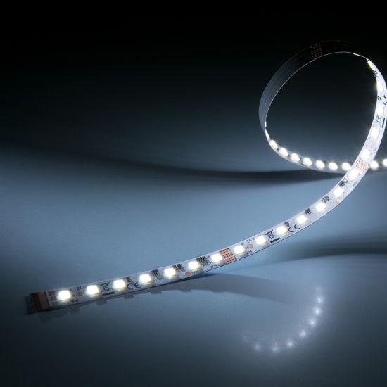 Banda Flexibila Profesionala LumiFlex560 PRO 560 LED-uri Nichia TW 2 in 1 2700-6500K 4450lm 24V 112 LEDs/m rola 5m (830+890lm/m si 7.68W/m)