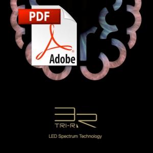 Catalog Tehnologia LED TRI-R de la Toshiba