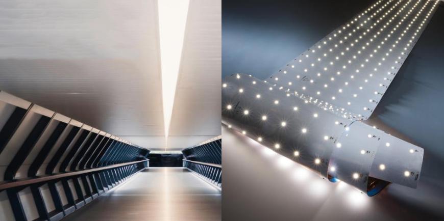 Banda LED profesională Z-Flex 980 Seoul, până la 6200 lm pe metru