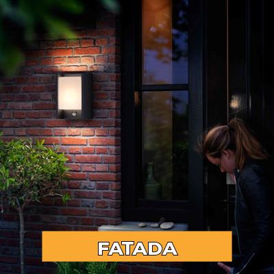 Iluminat Fatada