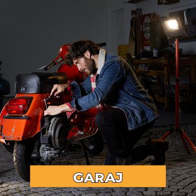 Iluminat Garaj