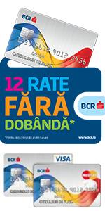BCR 12 Rate fara Dobanda
