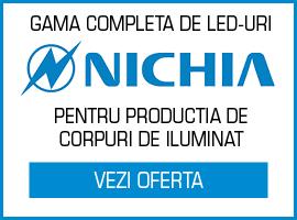 Gama de LED-uri Nichia