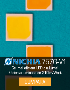 LEDuri Nichia 757