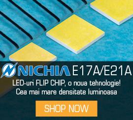 LEDuri Nichia Flip Chip