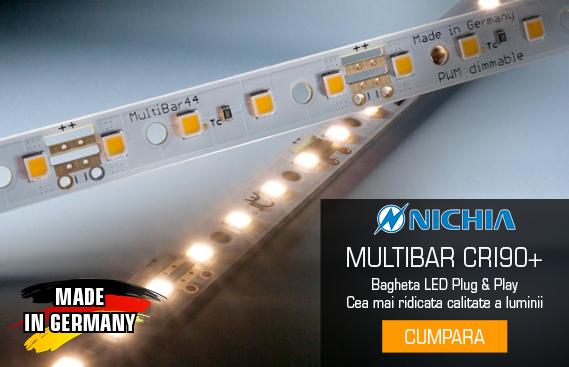 Baghete Multibar LED Nichia